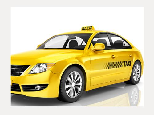 Use a taxi service