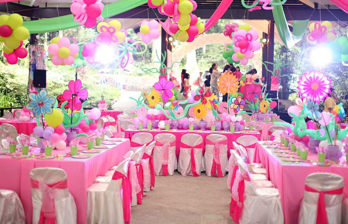 hiring party planner